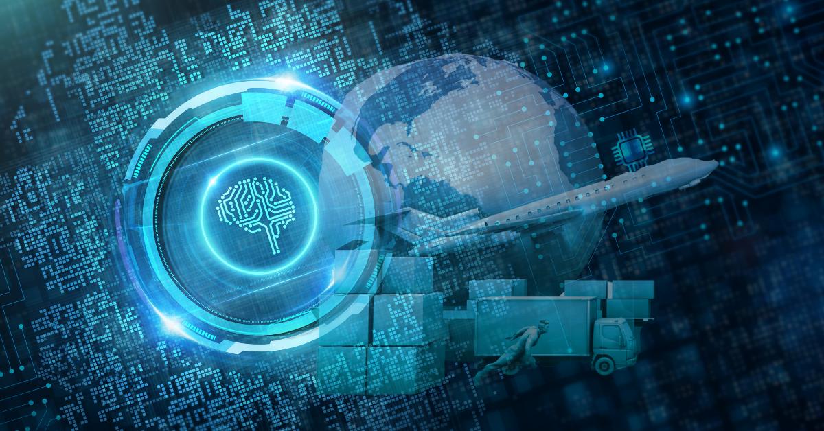 supply chain AI
