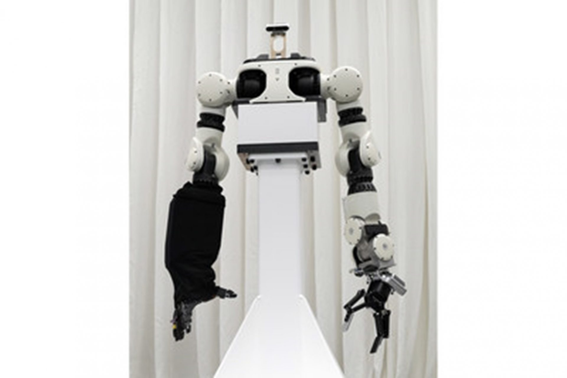 The Honda Avatar Robot is equipped with a multi-fingered hand, an application of Honda robotics technologies, and Honda's original AI-supported remote-control function. Source: Honda